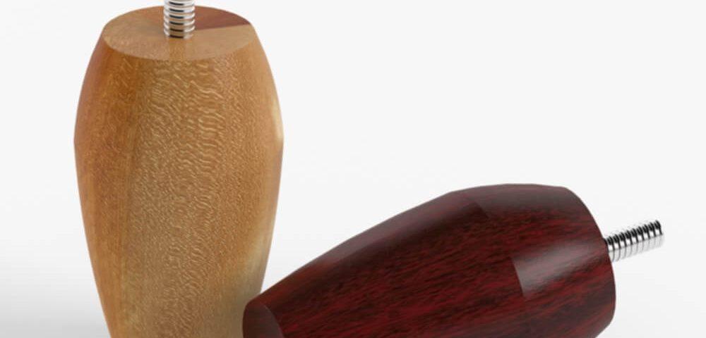 Деревянная опора для мебели 020